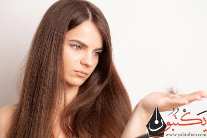 بعض طرق علاج تساقط الشعر من الأمام