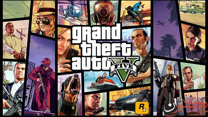 تحميل لعبة GTA V للكمبيوتر