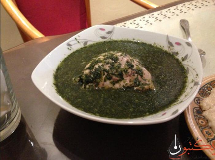 طريقة عمل الملوخية بالدجاج | الطبق المصري الأصيل!