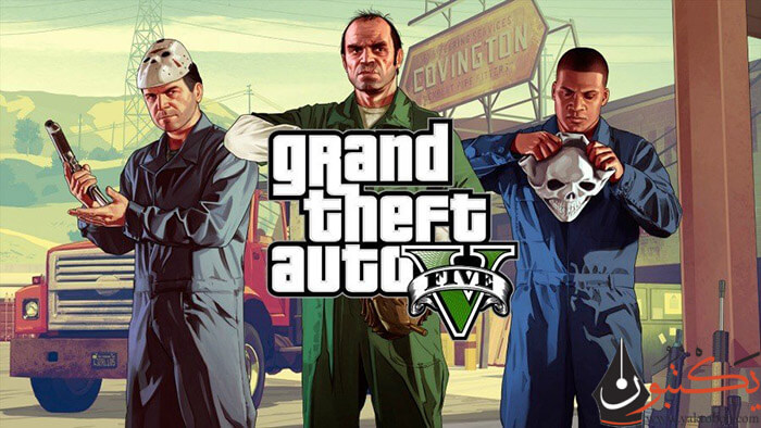 مميزات تحميل لعبة GTA V للكمبيوتر